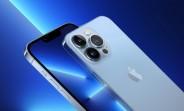 Apple utilise trois nouveaux capteurs de caméra Sony dans l'iPhone 13 Pro Max