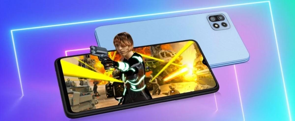 Le prix du Samsung Galaxy F42 5G en Inde fuit avant le lancement du 29 septembre