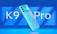 Oppo K9 Pro est officiel avec Dimensity 1200, charge rapide 60W