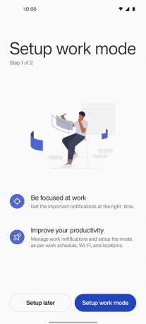 Équilibre travail-vie 2.0