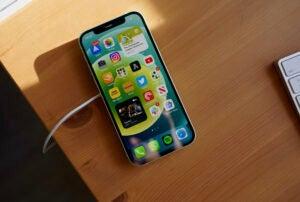 Baisse de prix de l'iPhone 12