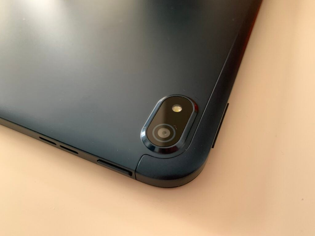Appareil photo Nokia T20 8MP